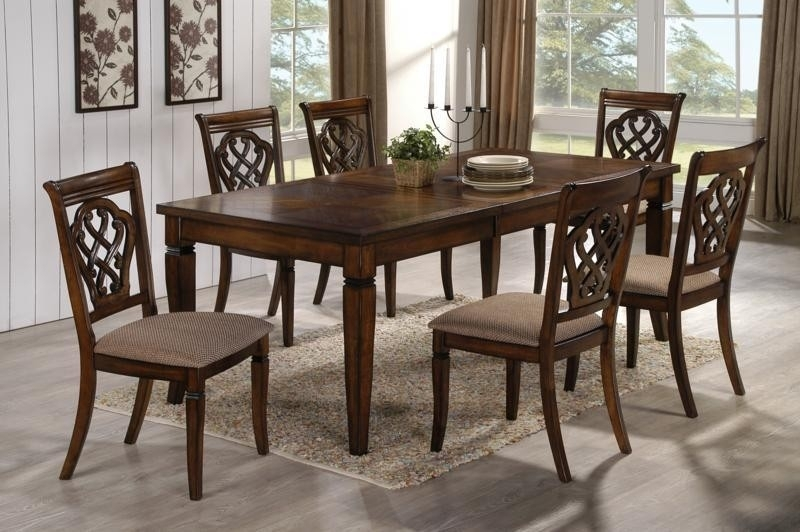 Hayden Collection – Dining Table | 103391 | Tables | Layana Furniture In Hayden Dining Tables (Image 5 of 25)