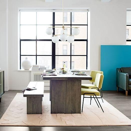 Hayden Dining Table | Dining Room | Pinterest | Dining, Dining Table For Hayden Dining Tables (View 4 of 25)