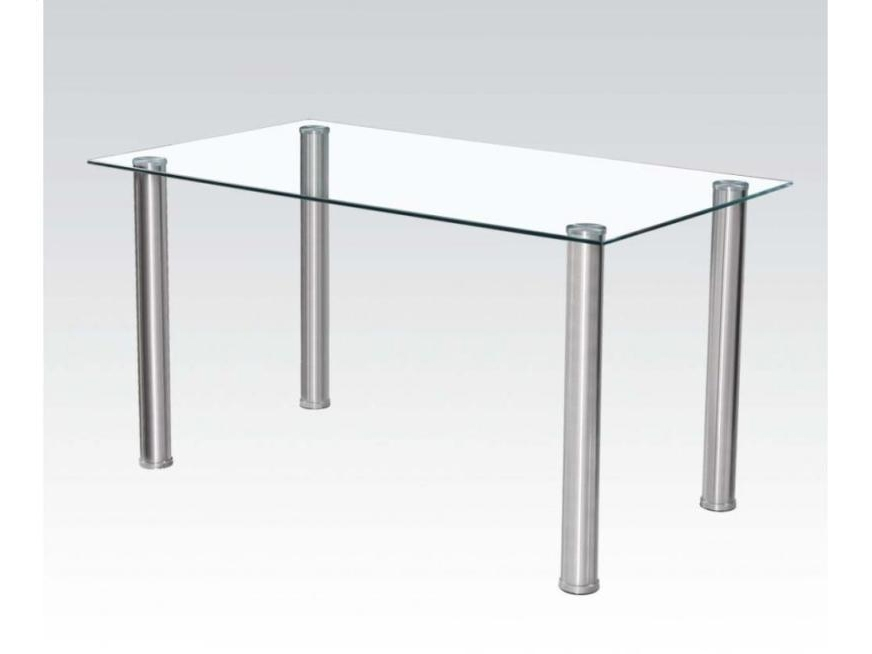 Hayden Dining Table In Chrome – Shop For Affordable Home Furniture With Regard To Hayden Dining Tables (Image 17 of 25)