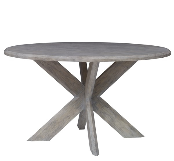Hayden Dining Table (Wood Top) 1812 18 – Chaddock Collection – Our Intended For Hayden Dining Tables (Image 10 of 25)