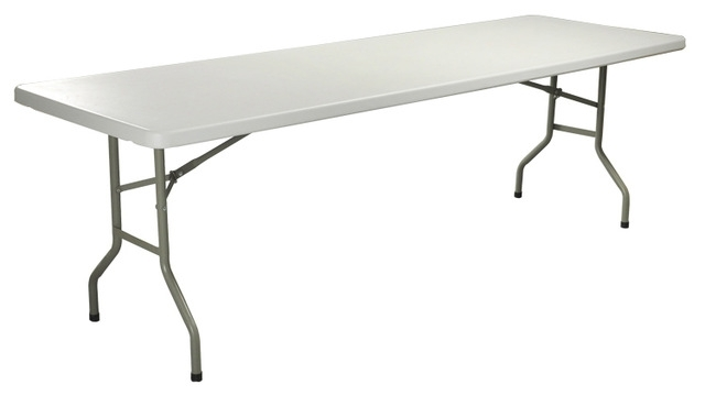 Hdpe Plastic Folding Dining Table Rectangular For Hotels Restaurant Pertaining To Cheap Folding Dining Tables (Image 15 of 25)