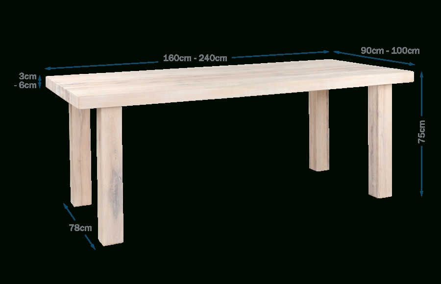 Heal's Lazio Dining Table | Heal's Intended For Lazio Dining Tables (View 2 of 25)