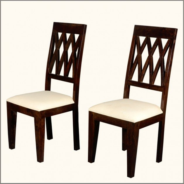 Helpful Guide: How To Choose Perfect Chairs For Your Dining Room Throughout Indian Dining Chairs (Image 8 of 25)