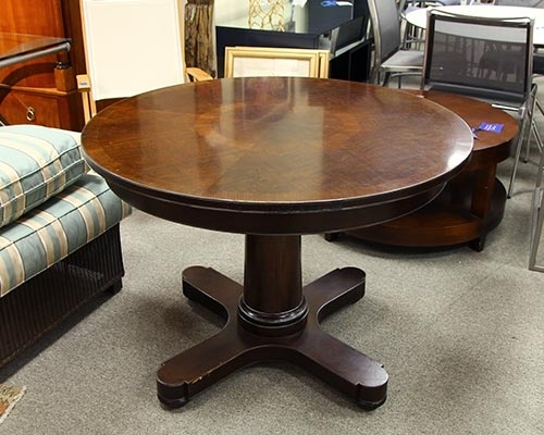 Hickory Chair Hudson Dining Table | Fcg Home, Inc (View 23 of 25)