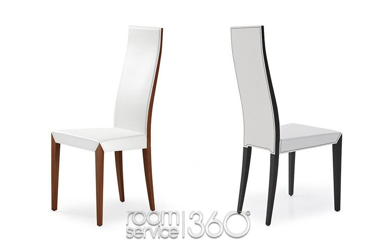 High Back Dining Chairs Upholstered (9 Photos) – Utau Chairs With Regard To High Back Leather Dining Chairs (Image 14 of 25)
