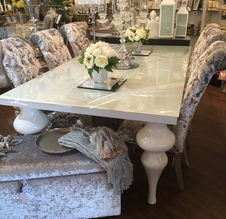 High Gloss Dining Room Furniture – Domainmichael Intended For High Gloss Dining Room Furniture (View 23 of 25)