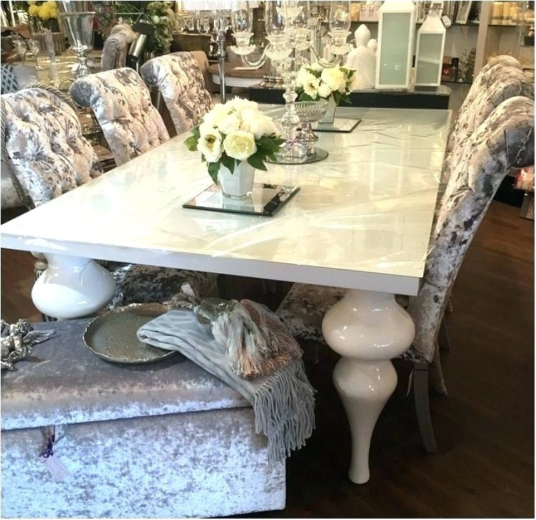 High Gloss Dining White Table Sets Ebay T – Novape With High Gloss Dining Furniture (Image 16 of 25)