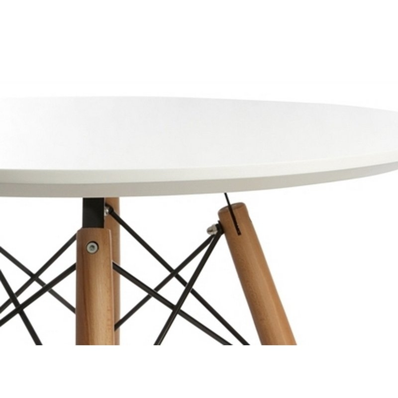 Hokku Designs Como Dining Table & Reviews | Wayfair.co (Image 19 of 25)