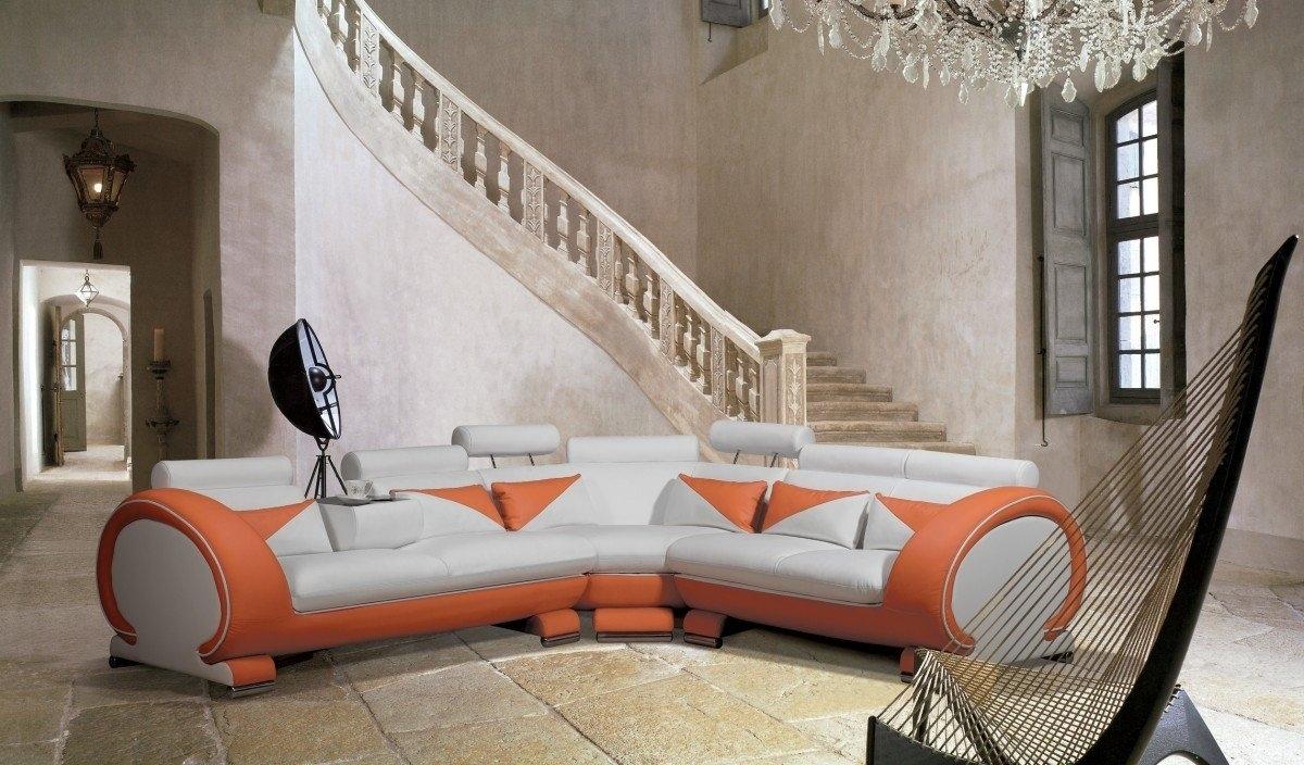 Hokku Designs Delano Sectional | Wayfair Inside Delano Smoke 3 Piece Sectionals (Image 12 of 25)