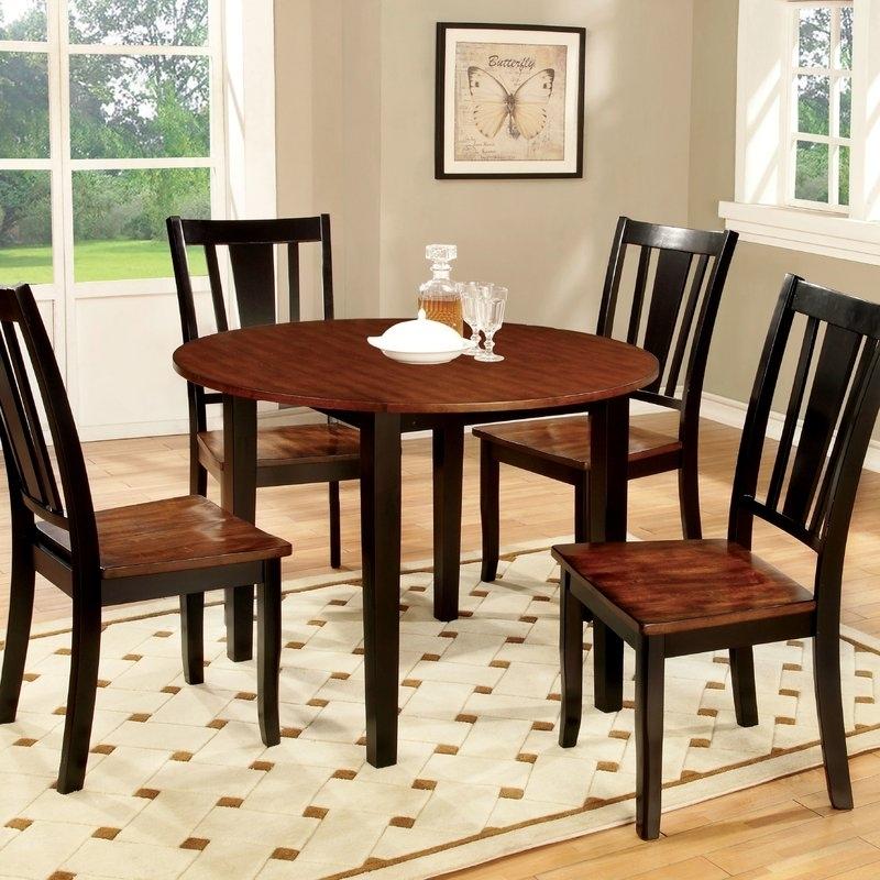 Hokku Designs Marilou Dining Table & Reviews | Wayfair (View 23 of 25)