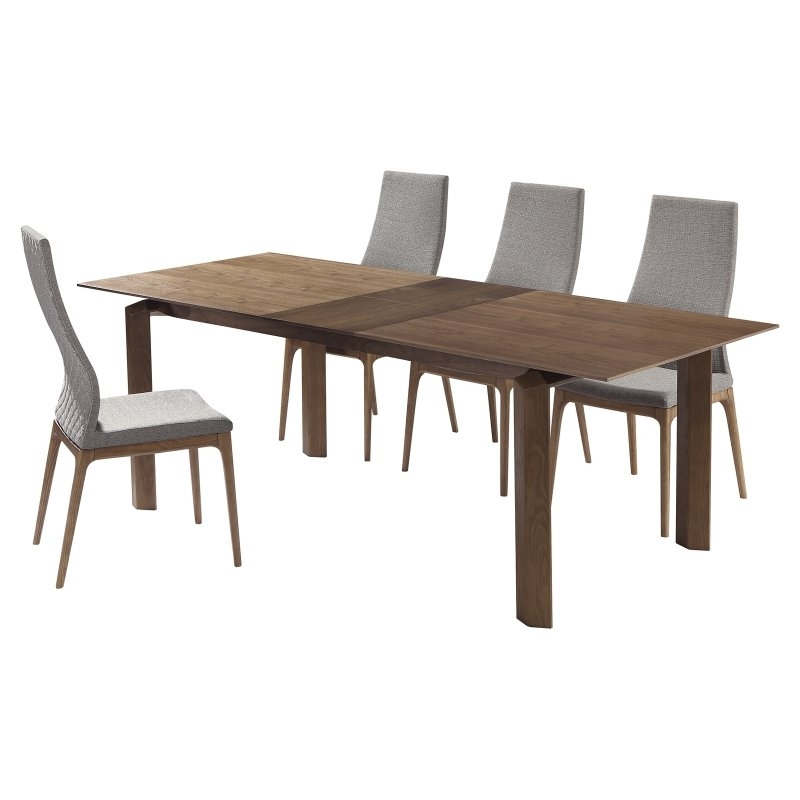 Home Chic Pamplona 5 Piece Dining Set In 2018 | Products | Pinterest for Market 7 Piece Dining Sets With Host And Side Chairs