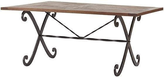 Home Decorators Collection Lyon Cafe Dining Table | House Ideas Intended For Lyon Dining Tables (Image 8 of 25)