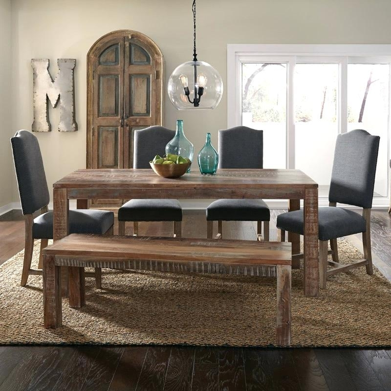 Home Dining Tables Extendable Dining Table Magnolia Home Primitive regarding Magnolia Home Keeping Dining Tables