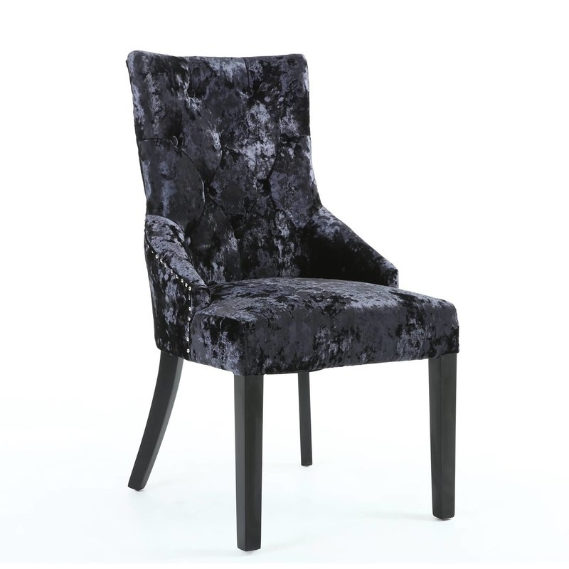 Home Loft Concept Chester Upholstered Dining Chair | Wayfair.co (Image 20 of 25)