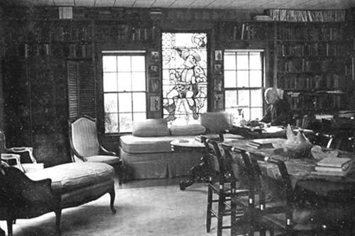 Home Of The Month – Hampton: Chester Grady | Lane Memorial Library For Grady Round Dining Tables (Image 12 of 25)