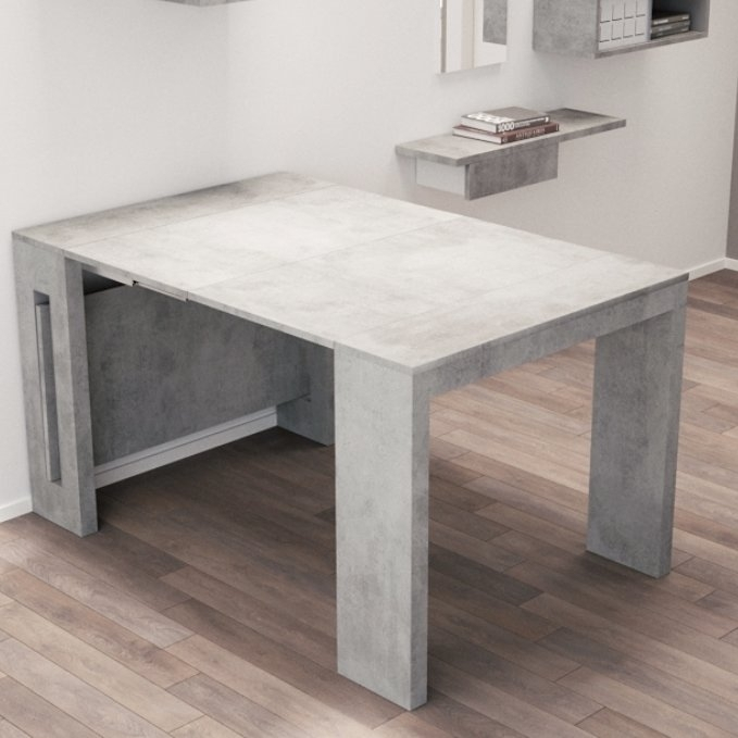 How An Extendable Dining Table Can Make Your Dining Room Spacious In Extendable Dining Tables (Image 16 of 25)