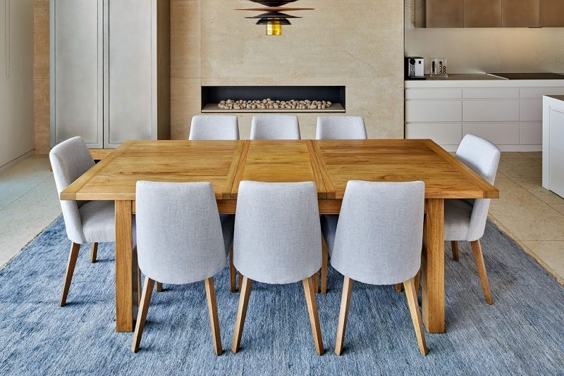 How To Choose An Extension Dining Table Inside Bellagio Dining Tables (Image 25 of 25)