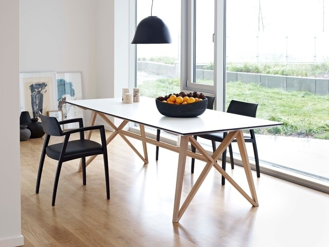 How To Choose Best Modern Dining Table » Inoutinterior In Modern Dining Sets (Image 14 of 25)