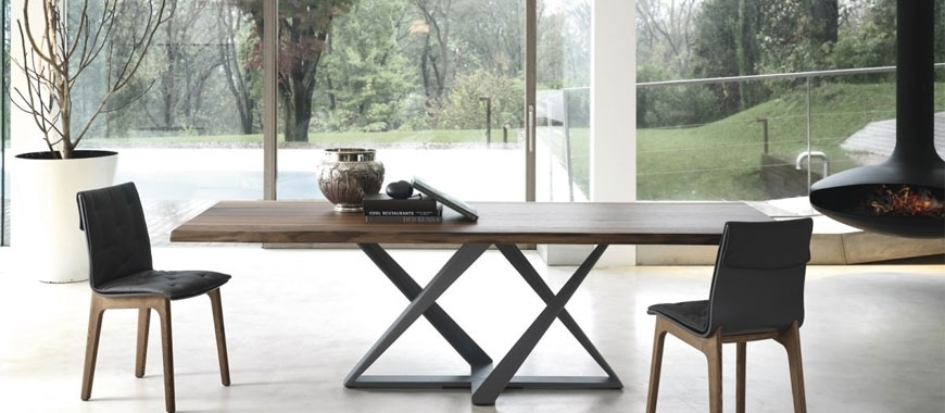 How To Find Best Dining Room Tables Round – Home Decor Ideas With Contemporary Dining Furniture (Image 18 of 25)
