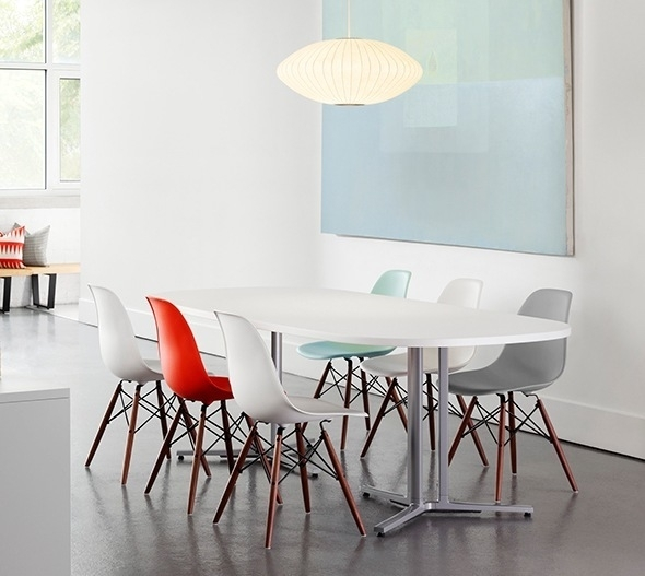 How To Mix And Match Your Dining Table And Chairs | Yliving Blog With Regard To Modern Dining Table And Chairs (View 5 of 25)