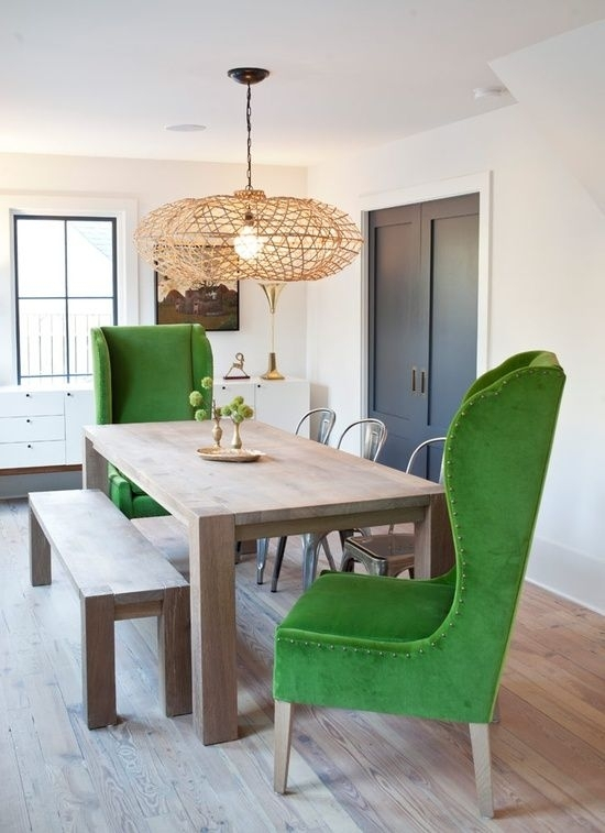 How To Mix & Match Dining Chairs | Dining Room | Pinterest | Dining Within Market 7 Piece Dining Sets With Host And Side Chairs (Photo 20 of 25)