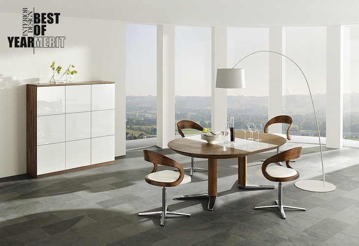 How To Pick A Modern Dining Room Sets? – Bestartisticinteriors Regarding Modern Dining Room Furniture (Image 14 of 25)
