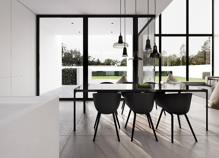 How To Select Black Dining Table And Chairs – Blogbeen Pertaining To Black Dining Tables (Image 17 of 25)