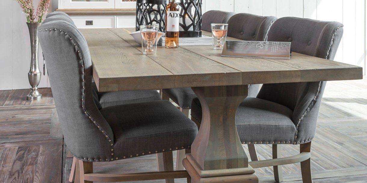 Featured Image of Dining Tables Grey Chairs