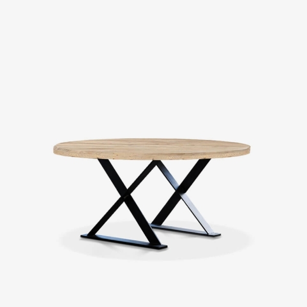 Hudson Dining Table | Mcm House For Hudson Round Dining Tables (Image 2 of 25)