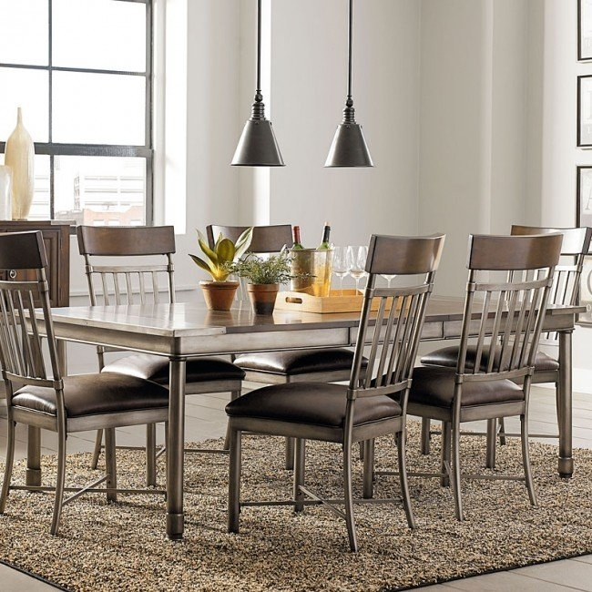 Hudson Dining Table Standard Furniture | Decor 123 Throughout Next Hudson Dining Tables (Image 14 of 25)