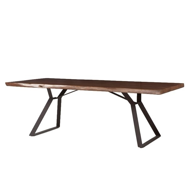 Hw Home-London Loft Dining Table throughout London Dining Tables