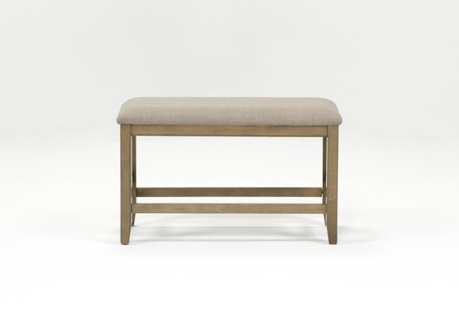 Hyland Counter Bench | Living Spaces Regarding Hyland 5 Piece Counter Sets With Bench (Image 17 of 25)