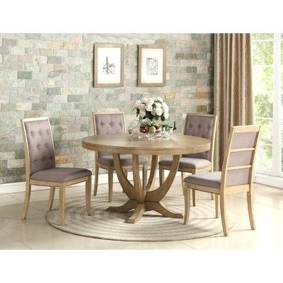 Hyland Counter Height Dining Room Table – Ocane Inside Hyland 5 Piece Counter Sets With Bench (Image 19 of 25)