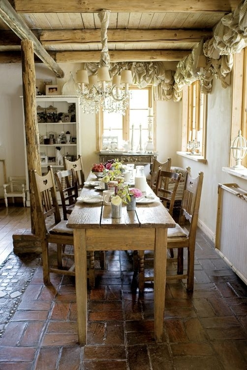 Featured Photo of Thin Long Dining Tables