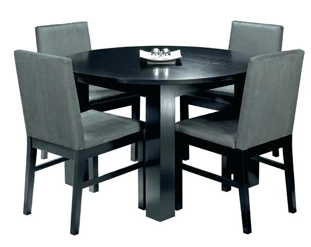 Ikea Black Kitchen Table Fascinating Black Kitchen Table Black Within Black Dining Tables (Image 18 of 25)