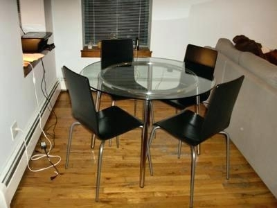 Ikea Round Glass Top Dining Tables | Home Interior Designs Regarding Ikea Round Glass Top Dining Tables (Image 21 of 25)