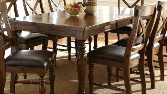 Image Of 9 Pieces Dining Room Sets Etolin 9 Piece Dining Set Reviews Intended For Walden 9 Piece Extension Dining Sets (Image 12 of 25)