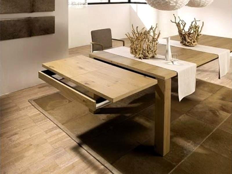 Incredible Good Expandable Dining Table Small Best Expandable Dining Regarding Small Square Extending Dining Tables (Image 14 of 25)