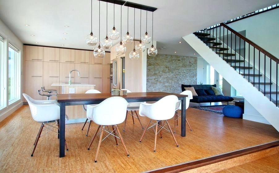 Incredible Pendant Lights Dining Room Hanging Pendant Lighting Over With Over Dining Tables Lights (View 19 of 25)