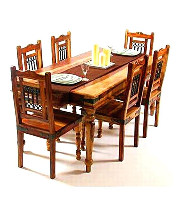 Indian Dining Furniture Indian Style Dining Tables – Busnsolutions For Indian Dining Tables (View 5 of 25)