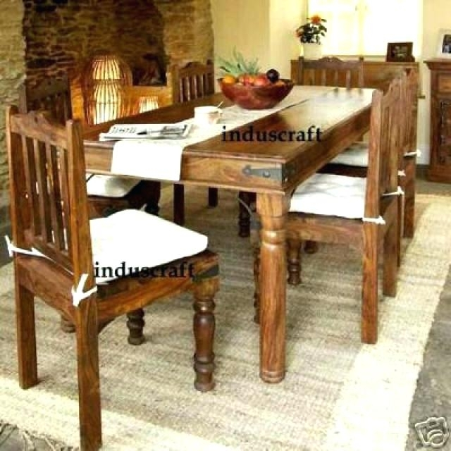 Indian Dining Furniture Indian Style Dining Tables – Busnsolutions For Indian Style Dining Tables (Image 8 of 25)