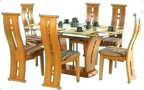 Indian Dining Furniture Indian Wood Dining Table Sets – Busnsolutions In Indian Wood Dining Tables (View 20 of 25)