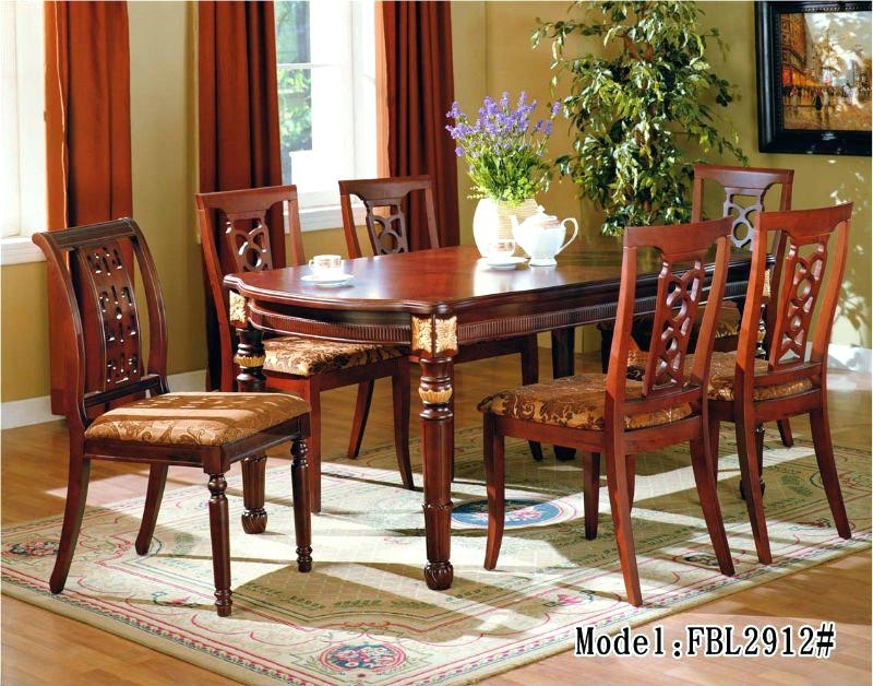 Indian Dining Table Wood Dining Table Designs Dining Tables Throughout Indian Dining Tables (Image 15 of 25)