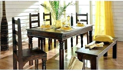 Featured Image of Indian Dining Room Furniture