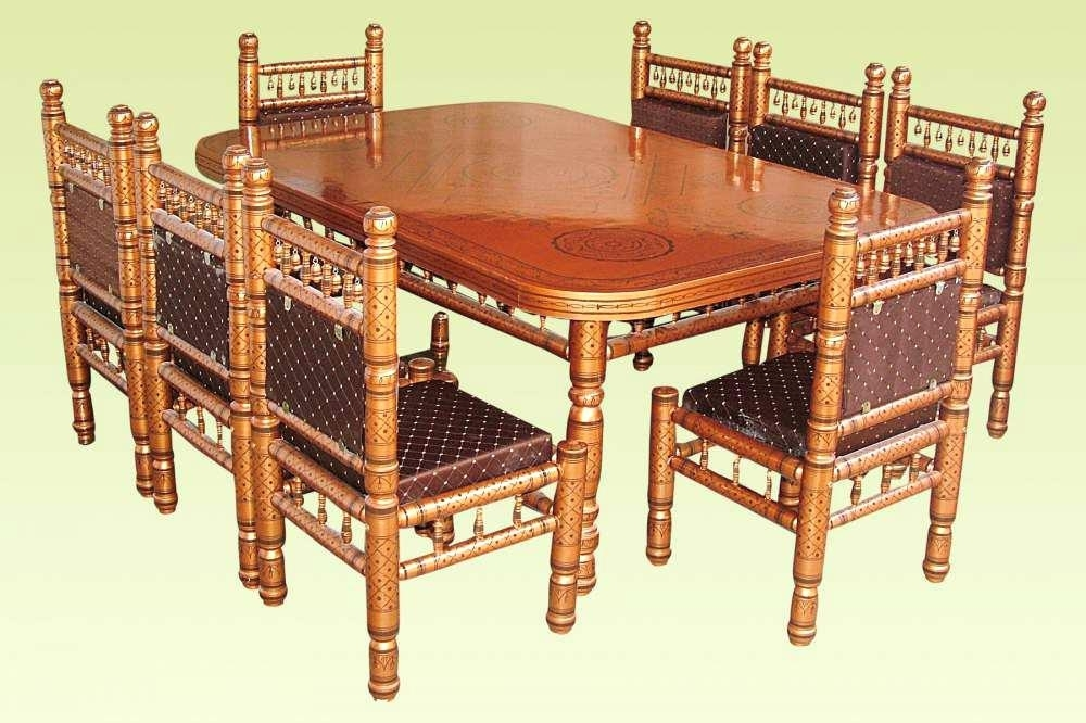 Indian Wood Dining Table Dining Room Furniture Dining Table Wooden For Indian Wood Dining Tables (View 25 of 25)