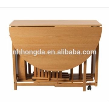 Indoor Furniture - Wooden Folding Dining Table Designs 1 intended for Wood Folding Dining Tables