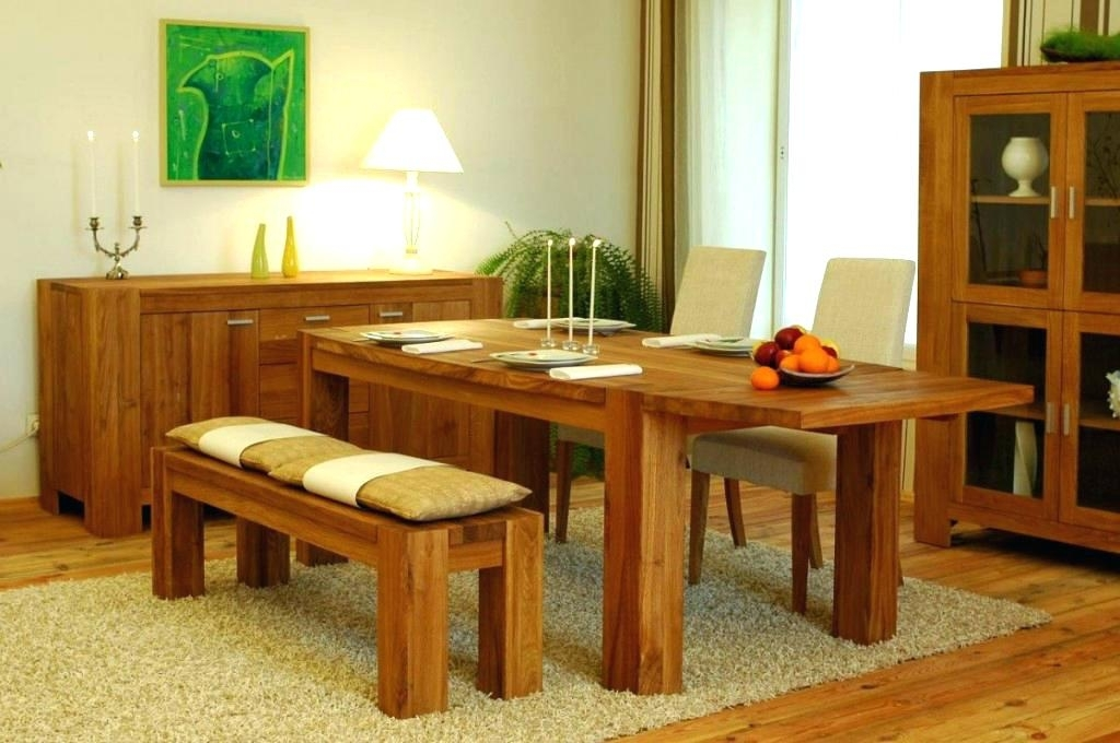 Indoor Picnic Bench Indoor Picnic Table Ideas Indoor Picnic Table Regarding Indoor Picnic Style Dining Tables (Image 8 of 25)