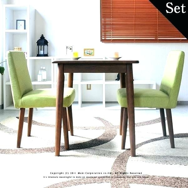 Innovation Dining Table And Two Chairs – Just Another WordPress Site With Dining Tables And Chairs For Two (View 8 of 25)