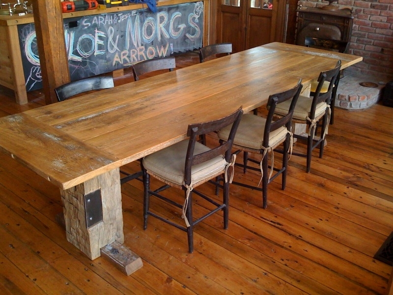 Inspiring Dining Tables - Home Bunch Interior Design Ideas within Barn House Dining Tables