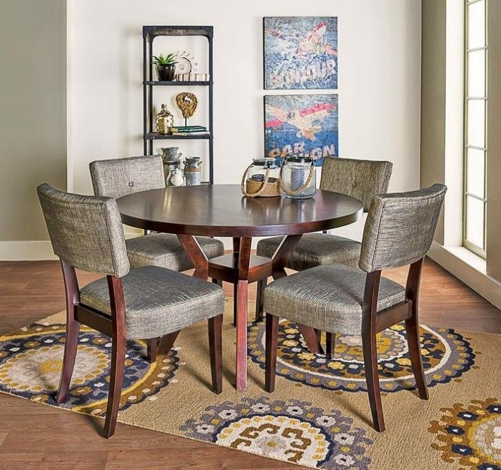 Featured Image of Macie Round Dining Tables